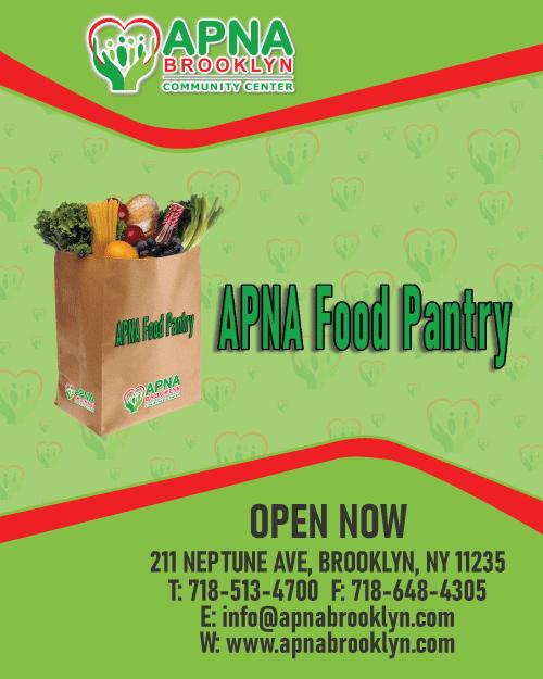 APNA Food Pantry